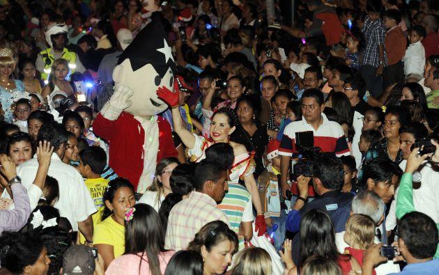Directora de Turismo, Gloria Gallardo. Foto: Cortesía