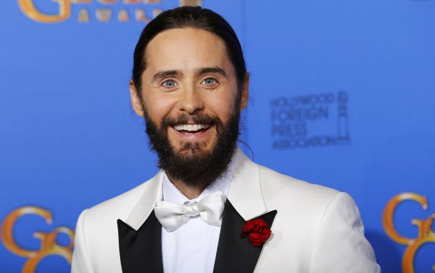 El actor Jared Leto. Foto: REUTERS