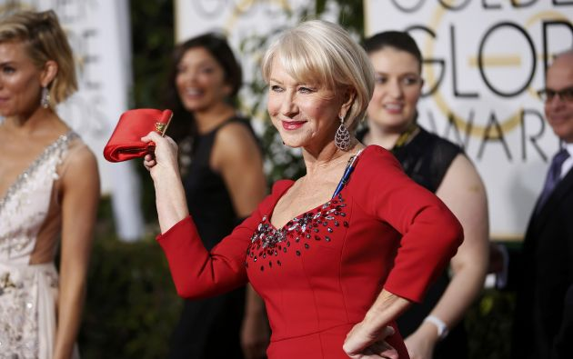 Helen Mirren. Foto: REUTERS