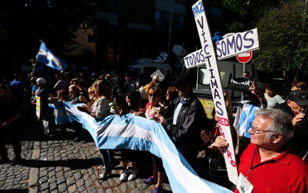 Son varias las protestas para exigir que se esclarezca el caso. Foto: REUTERS