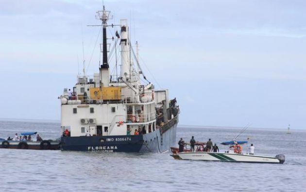 La emergencia durará 180 días. Foto: Gobierno Galápagos