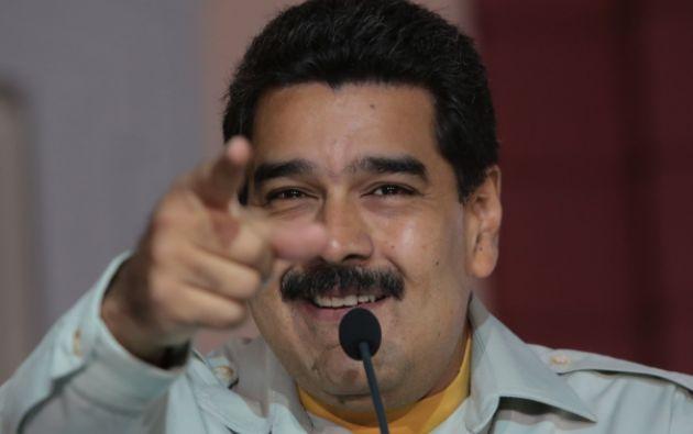 """Presidente Nicolás Maduro acusa a Ledezma """"por todos los delitos cometidos contra la paz del país"""". Foto: REUTERS"""