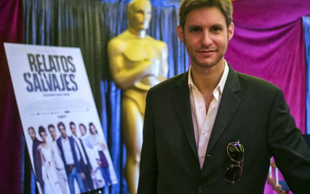 """Damián Szifrón busca sorprender con """"Relatos Salvajes"""" en la categoría de Mejor Película Extranjera y dar el tercer Oscar a Argentina. Foto: REUTERS"""