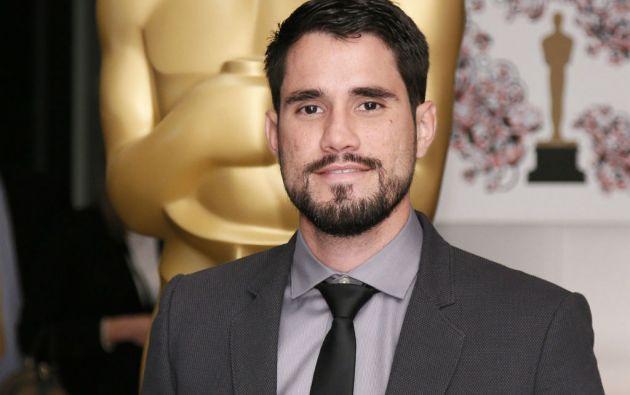 """El nicaragüense Gabriel Serra, director del corto-documental """"La Parka"""". Foto: REUTERS"""