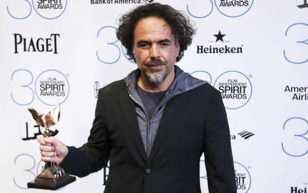 """Alejandro González Iñarritu, nominado como Mejor Director por """"Birdman"""". Foto: REUTERS"""