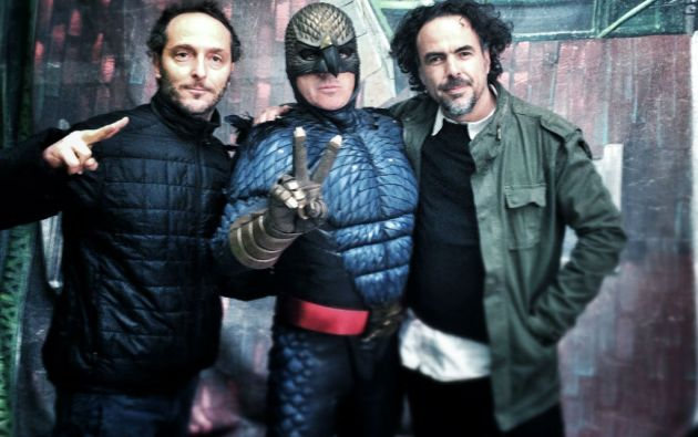 """González Iñárritu podría repetir la proeza de su compatriota Alfonso Cuarón, ganador de la estatuilla como mejor director en 2014 por """"Gravity""""."""