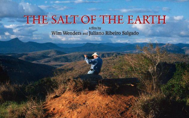 """""""La sal de la tierra"""" es una coproducción entre Brasil, Francia e Italia."""