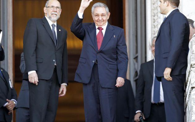 Raúl Castro, presidente de Cuba. Foto: REUTERS
