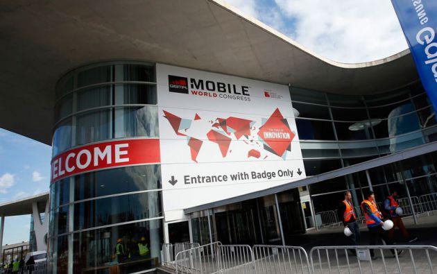 El Mobile World Congress se celebra en L'Hospitalet de Llobregat, localidad vecina a Barcelona.
