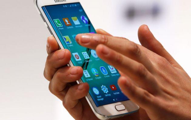 Samsung le puso curvas al Galaxy S6 y al Galaxy S6 Edge.