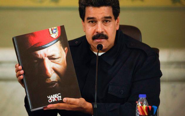 Nicolás Maduro asistirá a un homenaje en el Cuartel de la Montaña. Foto: REUTERS