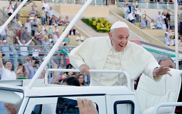 El papa se ha convertido en un embajador de la paz en un mundo convulsionado por conflictos en casi todos los continentes.