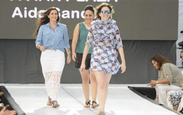 Diseñadora Cecilia Hernández de Talitha Ind. Foto: José Dimitrakis