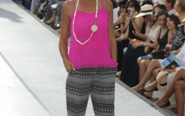Moda de Olga Doumet. Foto: José Dimitrakis