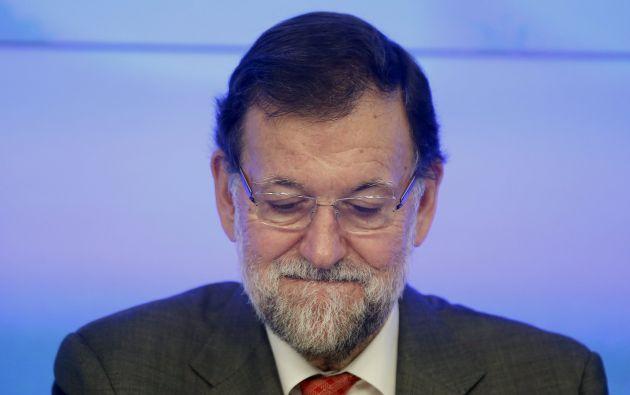 Rajoy decreta tres días de luto por el siniestro. Foto: REUTERS