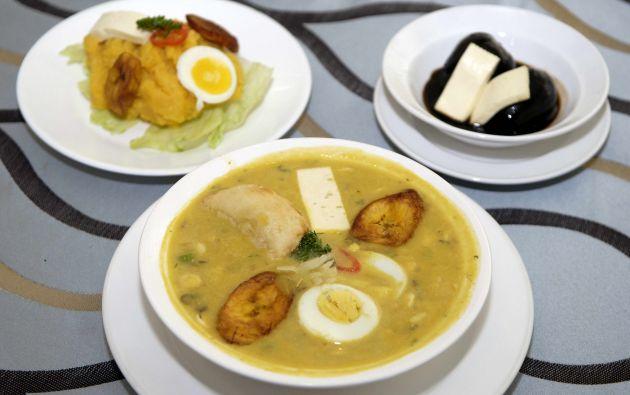 Gastronomía en Semana Santa. Foto: Archivo Vistazo