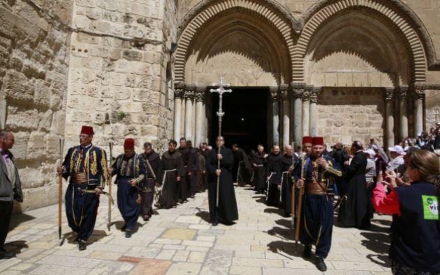 Israel. Foto: AFP