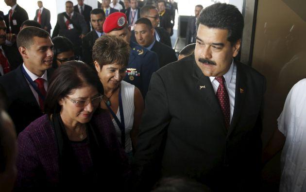 Nicolás Maduro, Venezuela. Foto: REUTERS