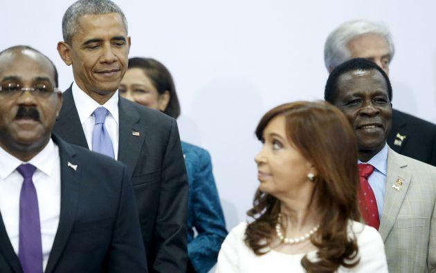 Presidenta de Argentina, Cristina Fernández. Foto: REUTERS