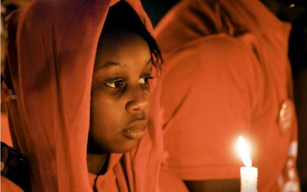 Amnistía Internacional señala que Boko Haram es responsable del secuestro de al menos 2.000 mujeres y niñas desde principios de 2014. Foto: REUTERS