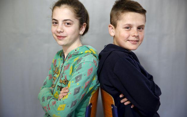 Mirela y Mujo Balcinovic..