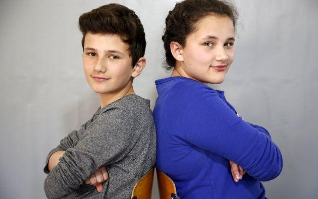 Sara y Samed Dizdarevic.