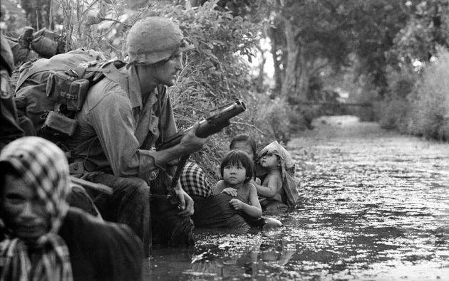 58.000 militares estadounidenses murieron en este episodio.