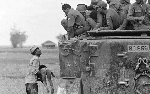 Hubo más muertes aún después de la guerra.
