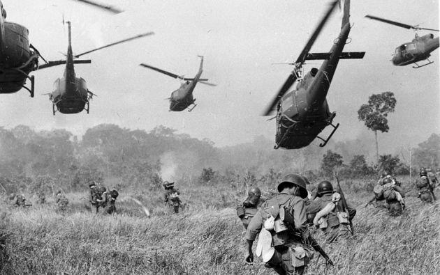 Reporteros y los fotógrafos tenían un acceso sin restricciones a los campos de batalla.