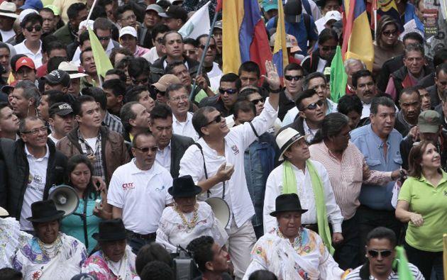 Ecuador. Foto: AFP