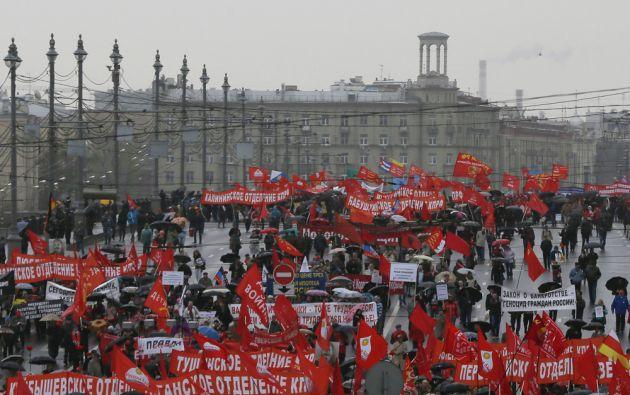 Rusia. Foto: REUTERS