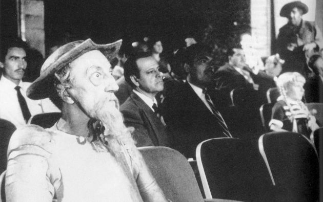 """Ya sea por su afán perfeccionista o por su amplia producción, Welles dejó muchos de sus proyectos inacabados. Uno de ellos fue una versión de """"El Quijote"""" que empezó en 1955. Fue estrenada después de su fallecimiento."""