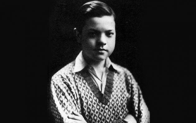 """La primera aparición de Welles sobre un escenario fue con tan sólo 3 años en una representación de la obra """"Sansón y Dalila"""", en la Ópera de Chicago."""