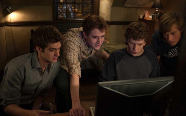 """La película """"The Social Network"""" de David Fincher se ha convertido en una metáfora para contar la historia de la comunicación."""