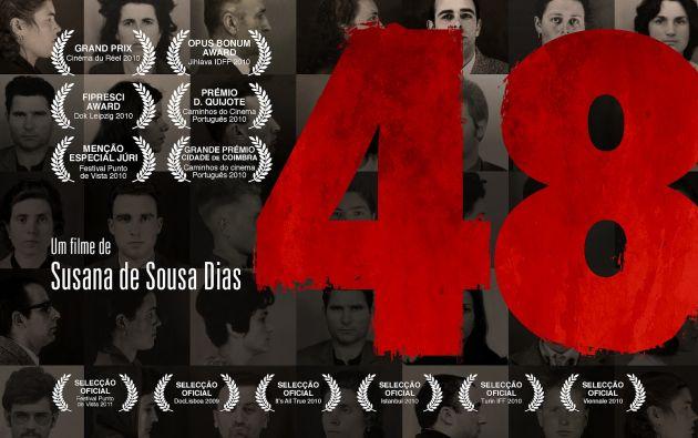"""""""48"""" CON SUSANA DE SOUSA DIAS - Portugal"""