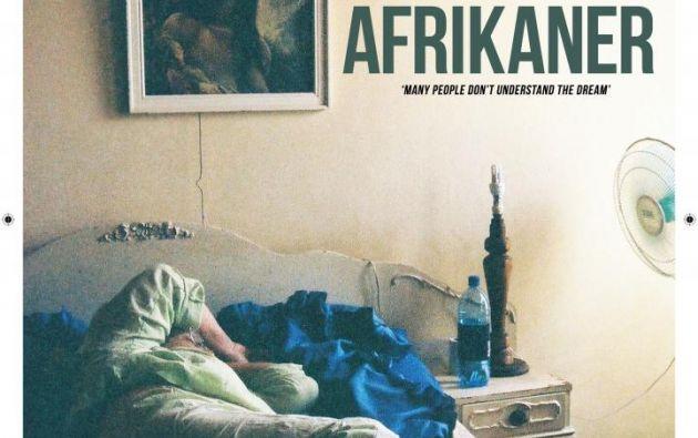 I, AFRIKANER - Sudáfrica