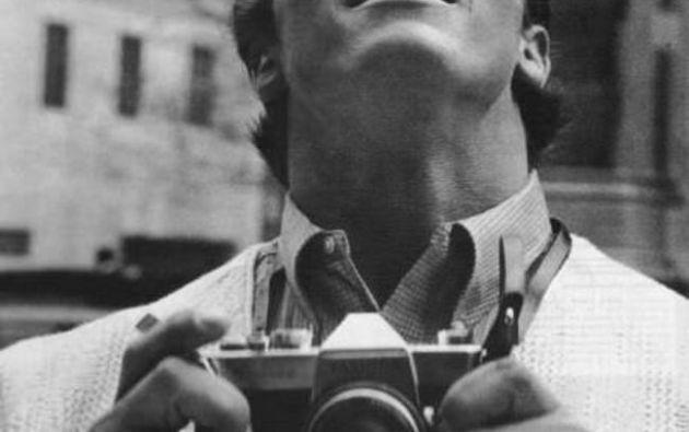 Arnold Schwarzenegger visitaba New York por primera vez en 1968.
