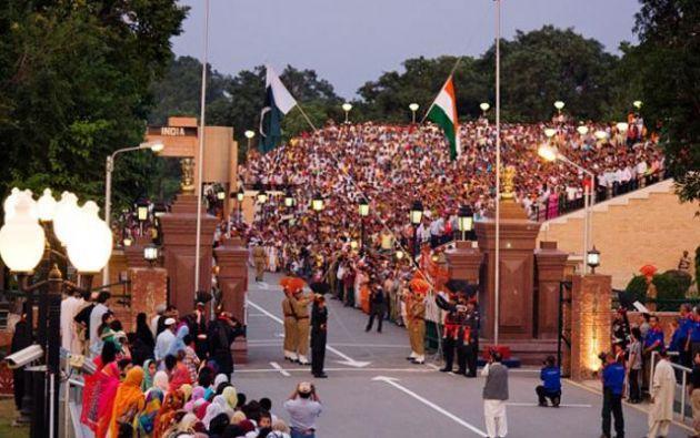 Pakistán e India.
