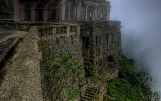 Hotel El Salto del tequendama . Colombia. Foto today.it