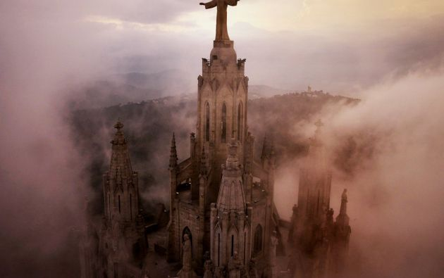 Sagrado Corazón, Barcelona - España.
