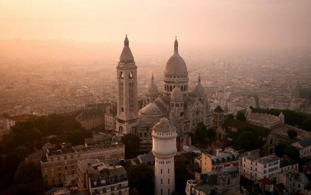 Sagrado Corazón, París - Francia.