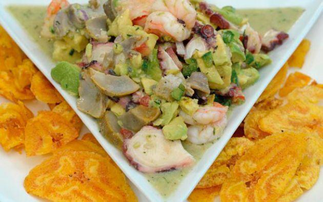 Ceviches - Gran Arrecife
