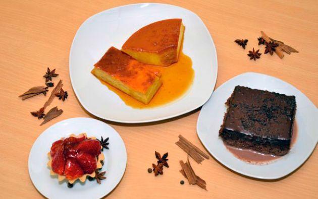 Dulces - Pastelería Le Gourmet de Juan Franco