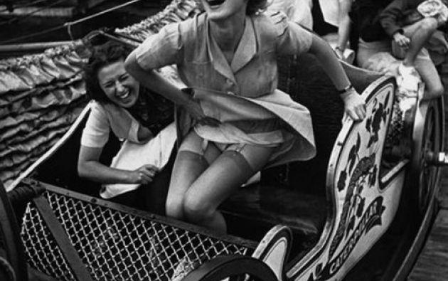 Fotografía de Kurt Hutton, uno de los pioneros del fotoperiodismo. 1938