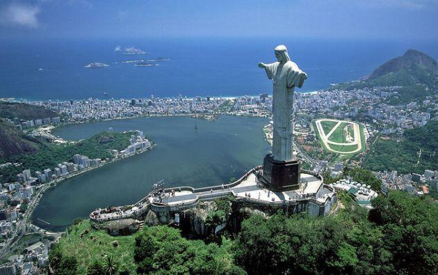 BRASIL - La capital es Rio de Janeiro y se habla español. (Fotos: RT / youtube / Reuters / flickr / web)
