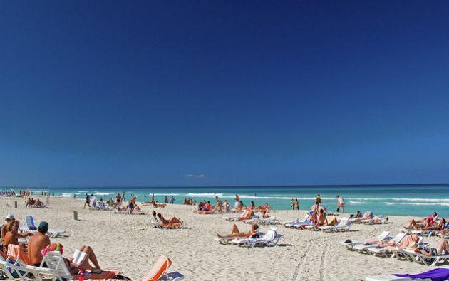 CARIBE - Todo el mundo está siempre en la playa y de fiesta. (Foto: RT / flickr)