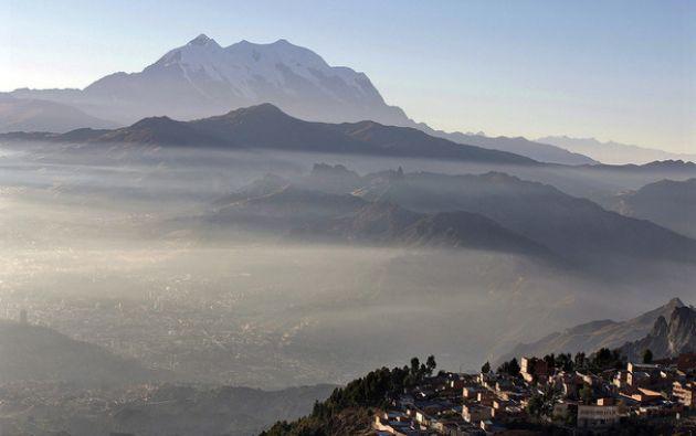 BOLIVIA - La geografía de Bolivia es solamente montañosa. (Fotos: RT / youtube / Reuters / flickr / web)