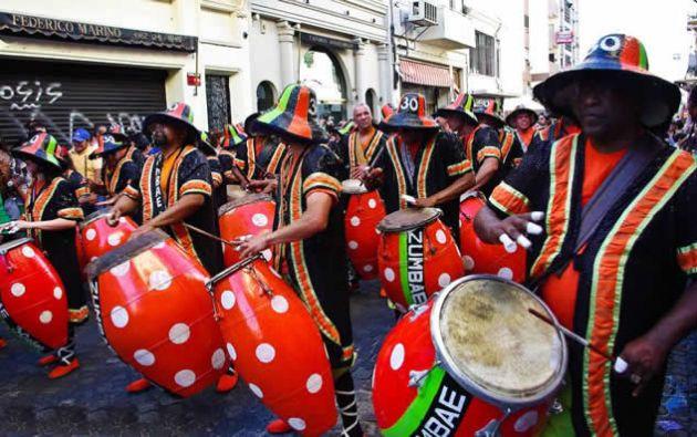 URUGUAY - El candombe es otra expresión cultural importante del país. (Foto: RT / flickr / viajeauruguay)