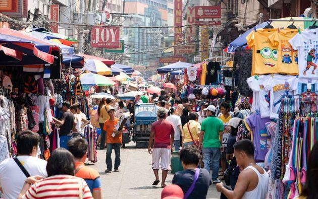 Manila (Indonesia). Foto: magdascauldron