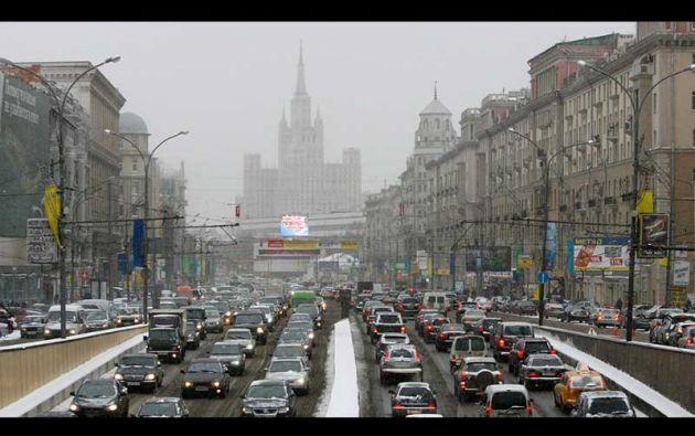 Moscú (Rusia). Foto: motorafondo